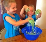 Oobleck Fun!