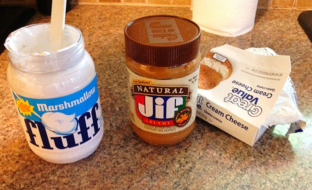 Apples and Peanut Butter Dip (1/6)