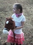 Cowgirl/Horse Birthday Party For Katie