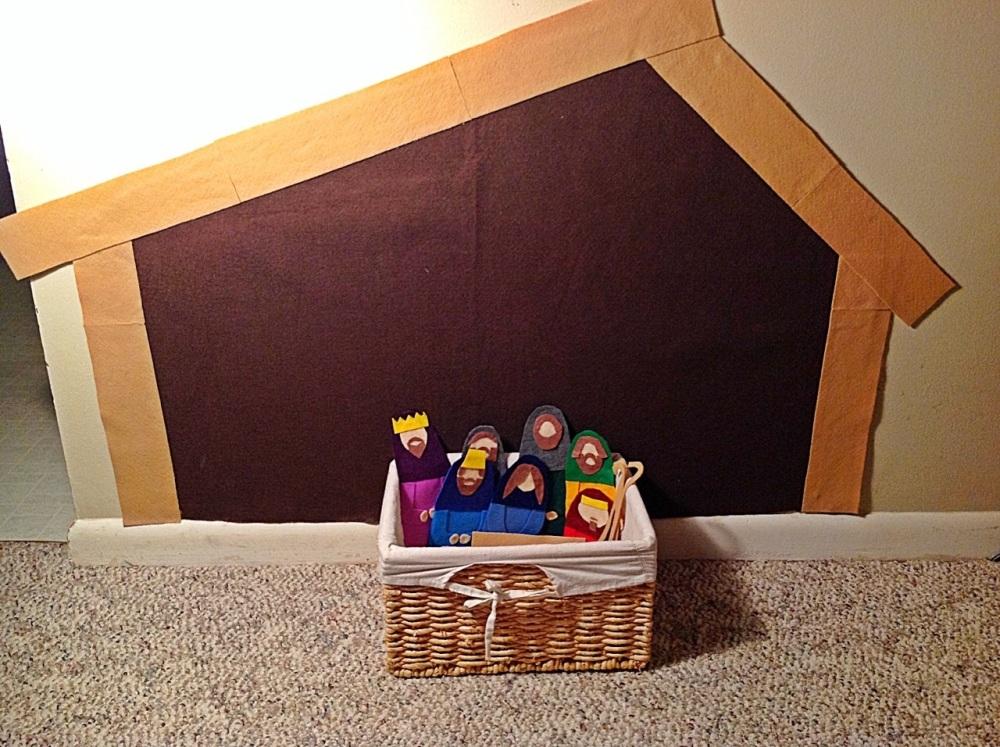 Wall Nativity (1/6)