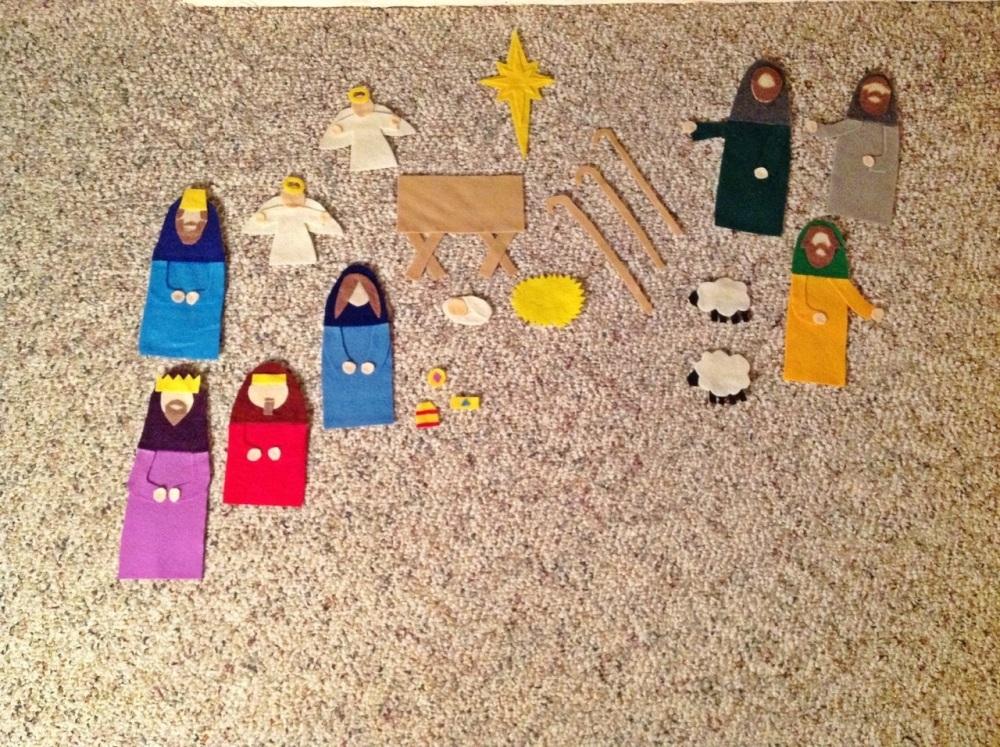 Wall Nativity (2/6)