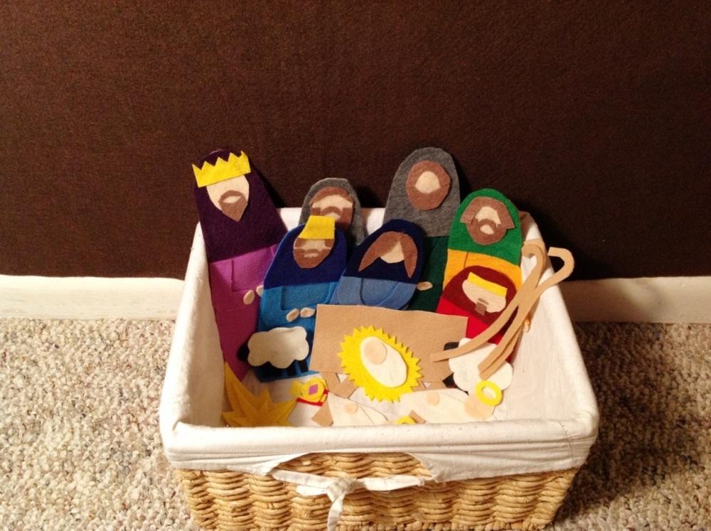 Wall Nativity (3/6)