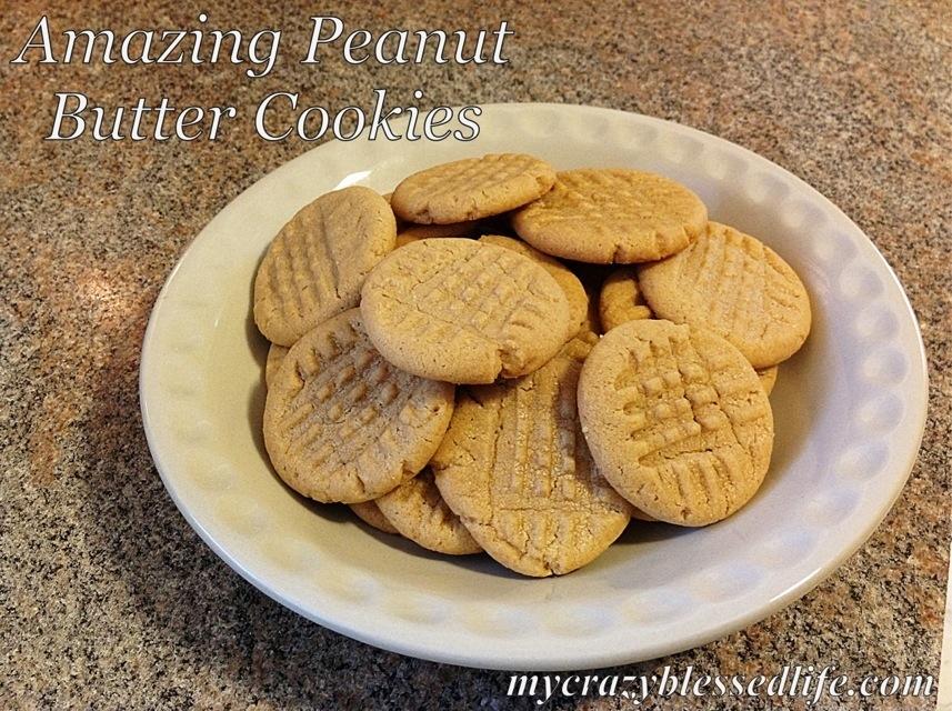 Irresistible Peanut Butter Cookie Recipe