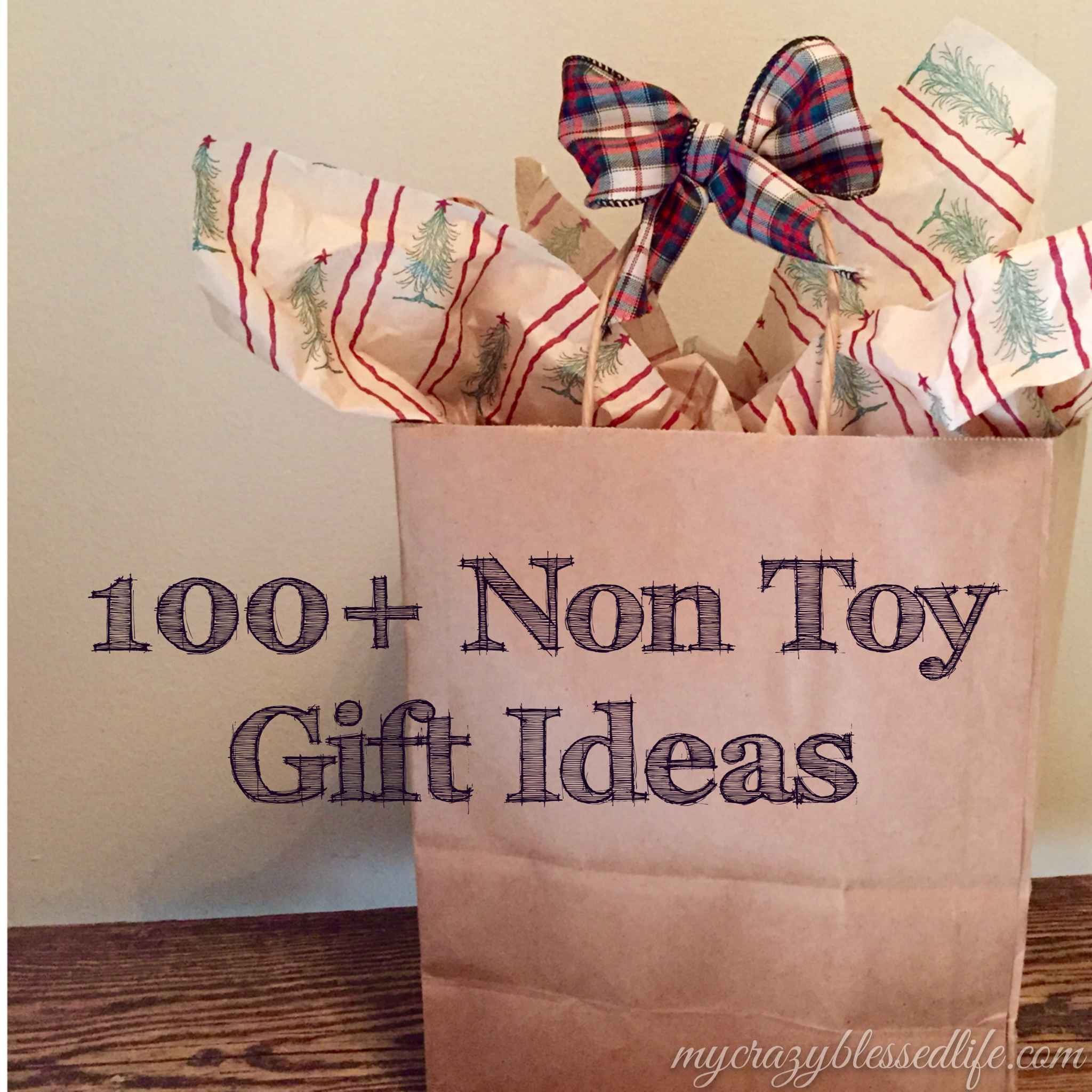 100 Non Toy Gifts Ideas For Kids My Crazy Blessed Life