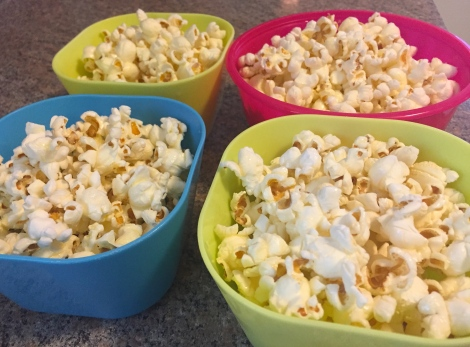 (Not Soggy) Butter Popcorn AtHome