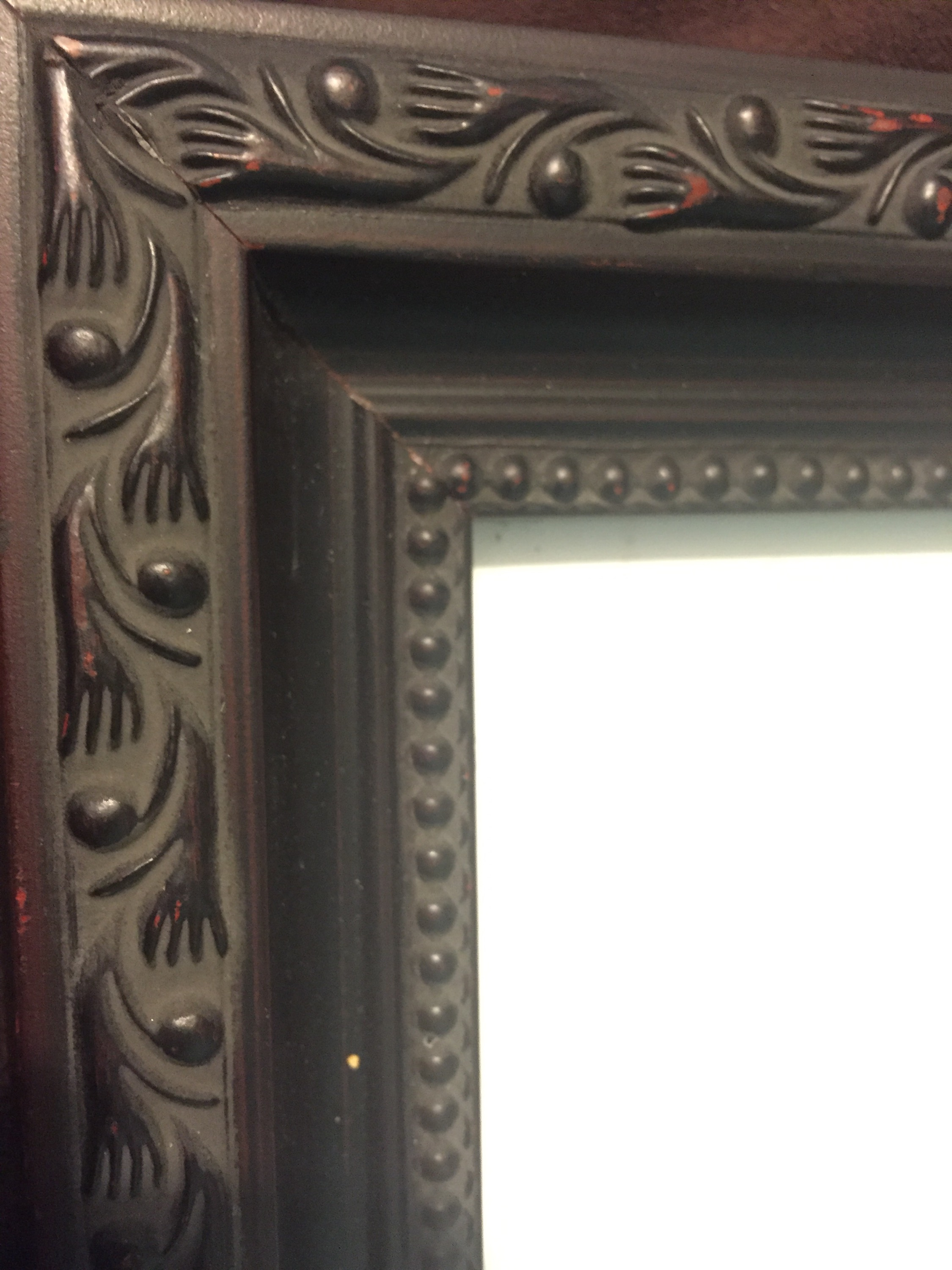 Old Frame… New Chalkboard Sign | My Crazy Blessed Life!